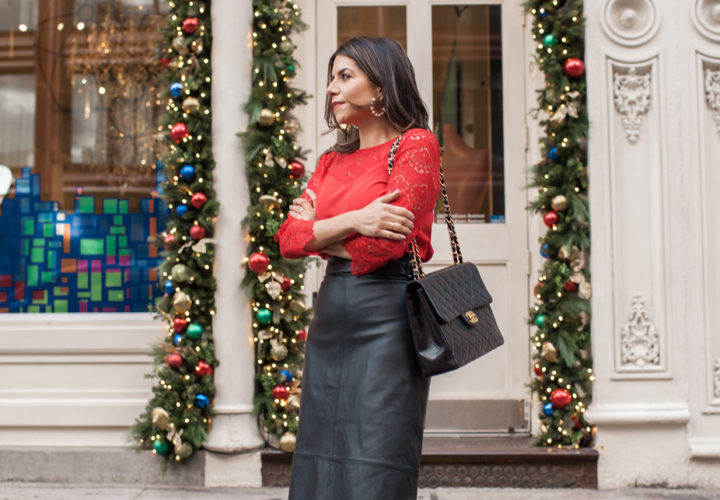 What To Wear To Your Upcoming Holiday Party