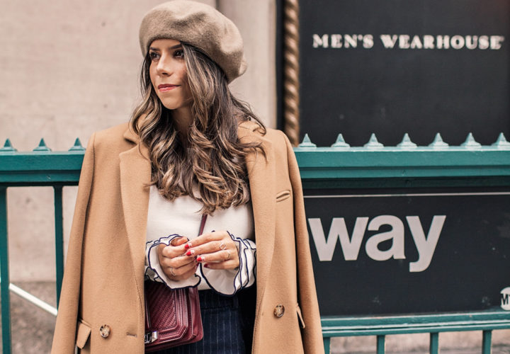 The Statement Coat for Fall