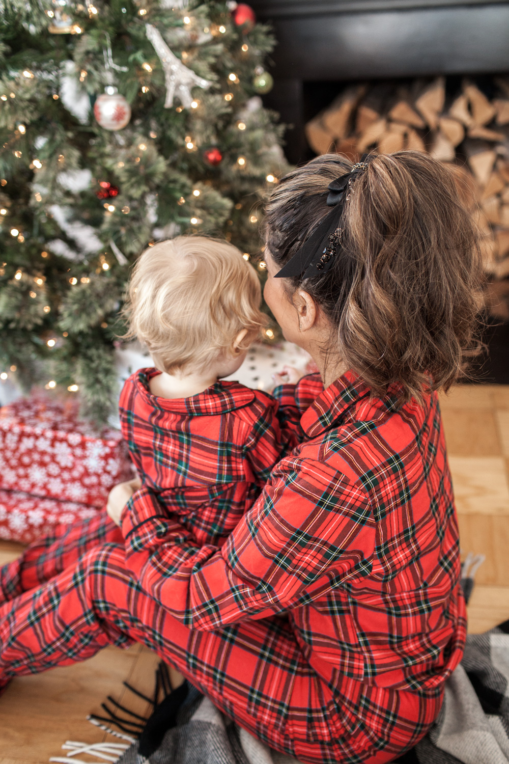 Holidays At Home In Pajamas Olivia Jeanette