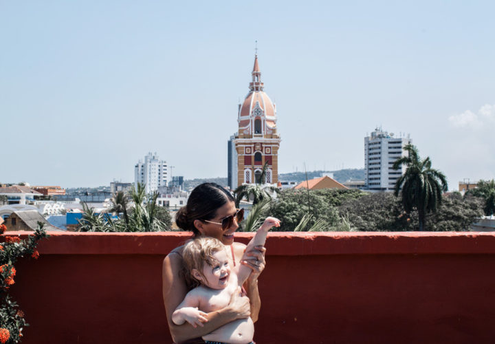 Family Getaway to Cartagena, Colombia