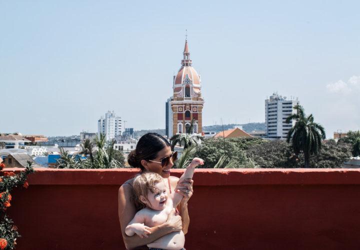 Family Getaway to Cartagena, Colombia