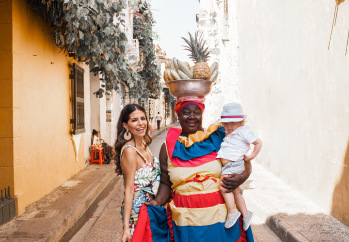 What I Wore in Cartagena