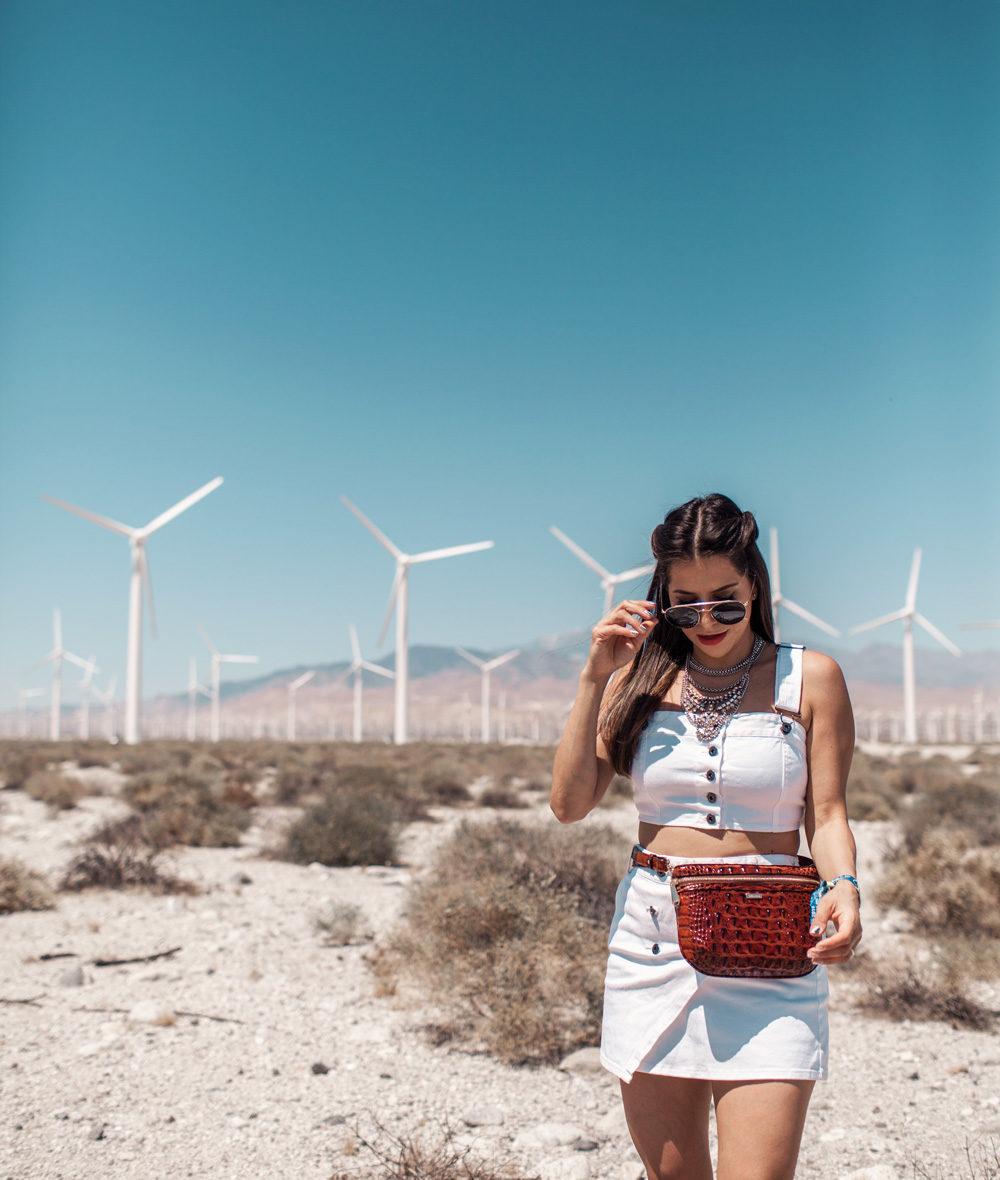 festival fashion at Coachella