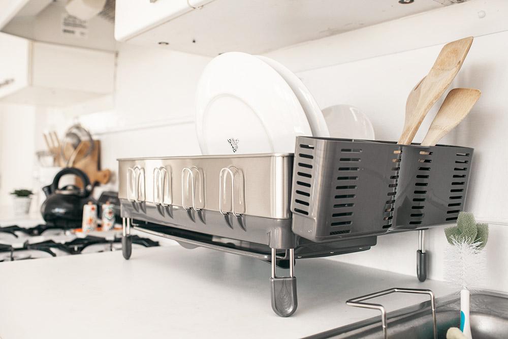 sleek new kitchen updates