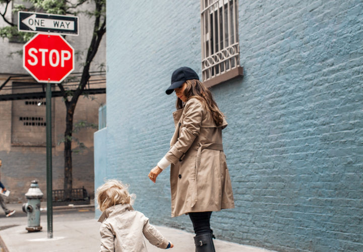 What It's Like Raising a Kid in New York City