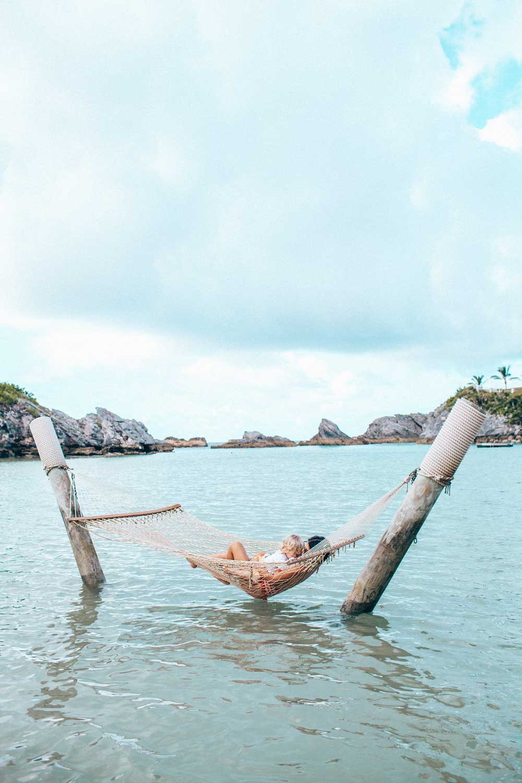 Bermuda Beach Hammock