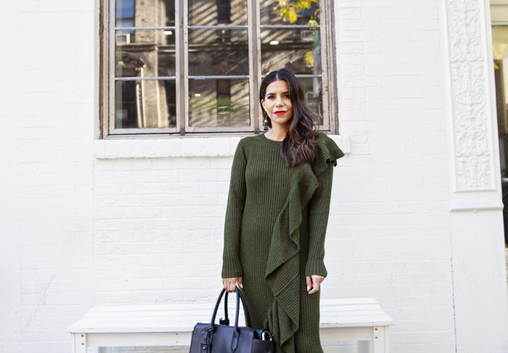 3 Easy Office Looks For the Holidays