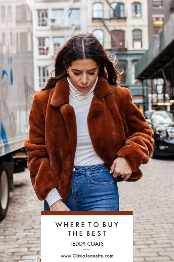 Where to Buy The Best Teddy Bear Coats