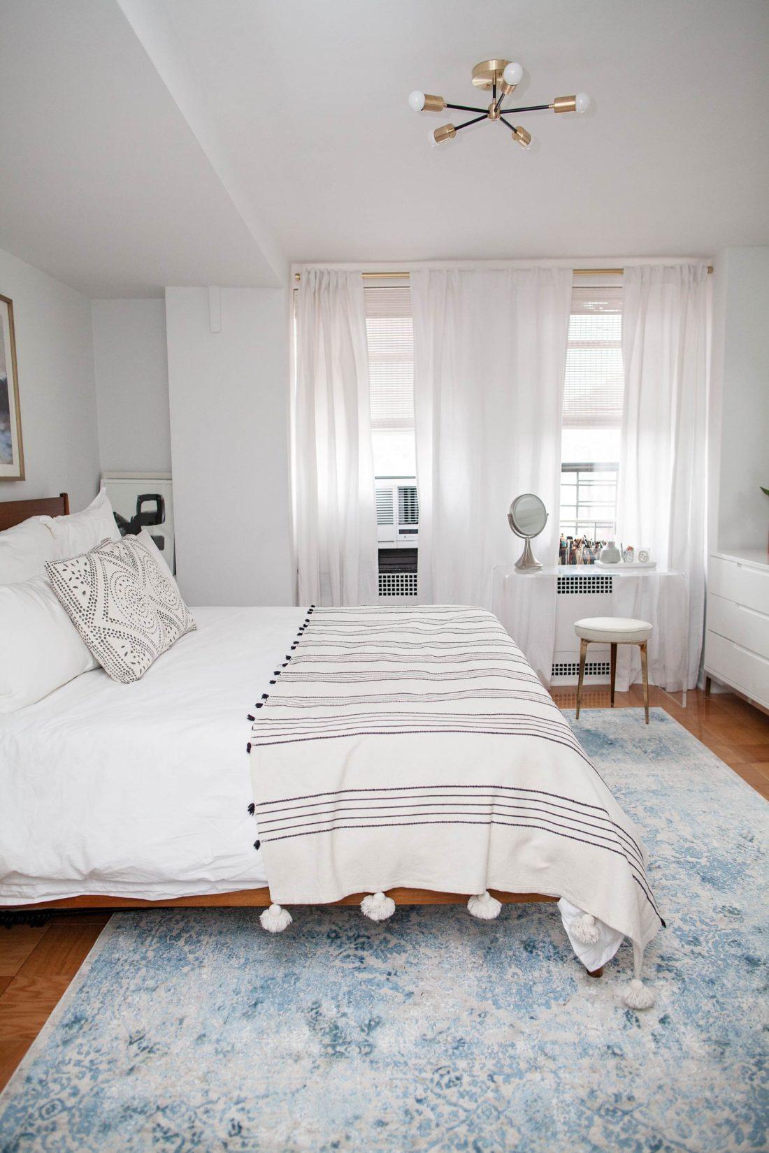 February Bedroom Home Decor Rug Pillows Throws West Elm Cb2 4