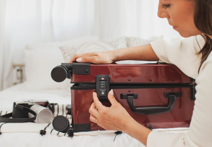 A Suitcase for the Traveling Woman