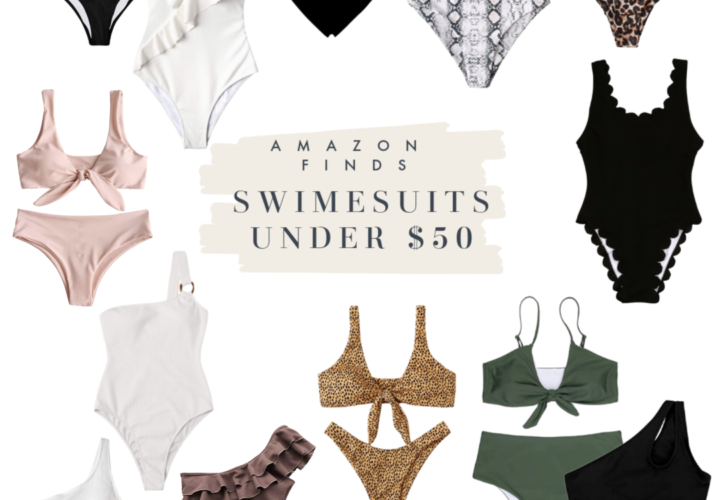 Amazon Find Swimsuits under $50