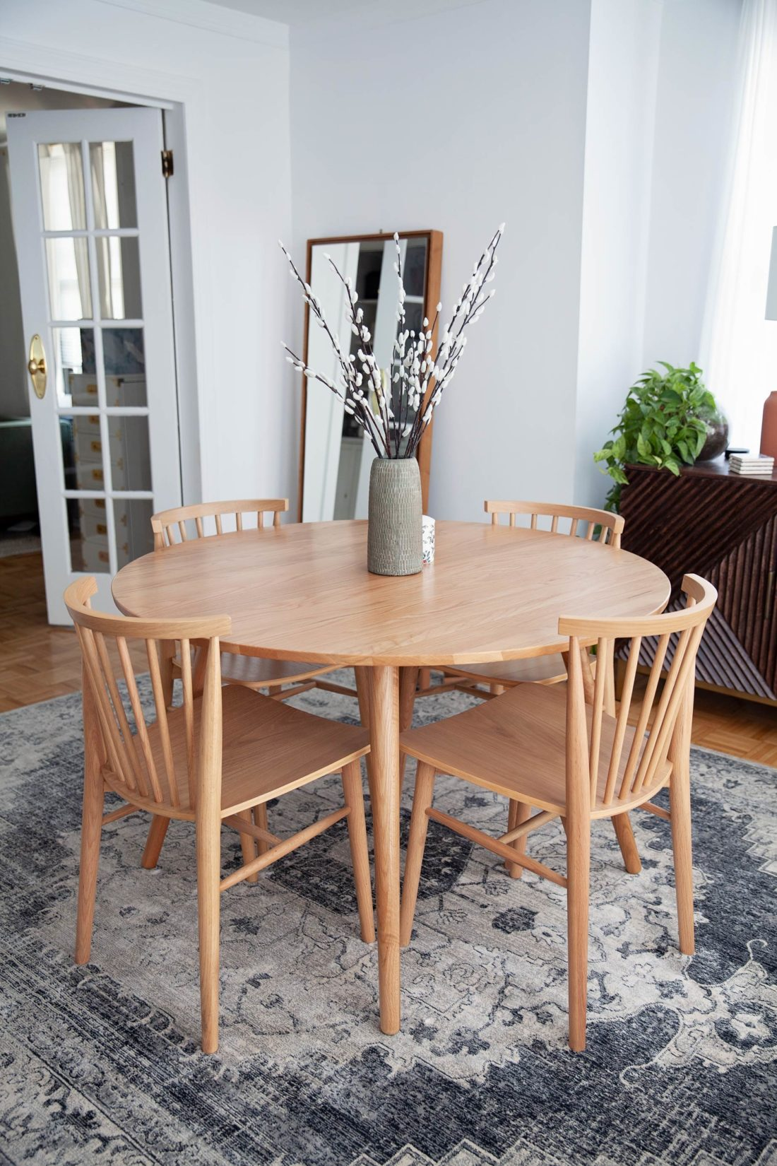 Our Article Dining Table And Chairs Olivia Jeanette