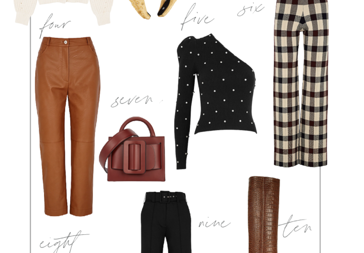 Find The Perfect Outfit From Harvey Nichols