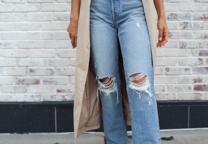 The Only 5 Pairs of Jeans You Need for Fall
